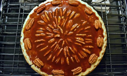 Chocolate Pecan Pie With Salted Caramel Recipe