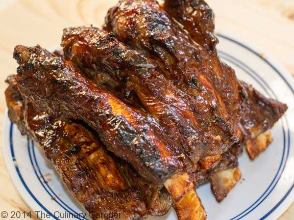 How To Cook Barbecue Beef Ribs