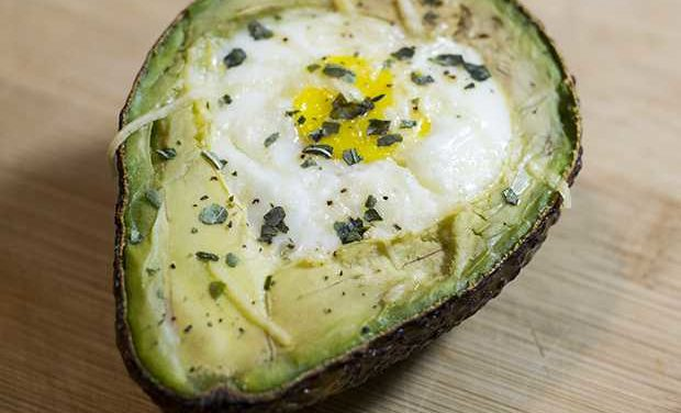 Avocado Egg Breakfast Recipe