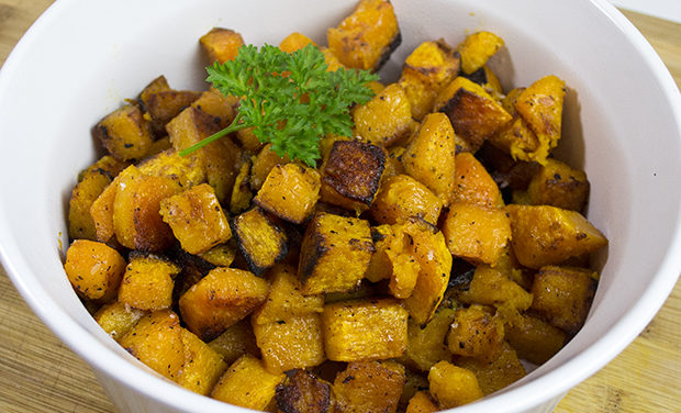 Simple Roasted Squash