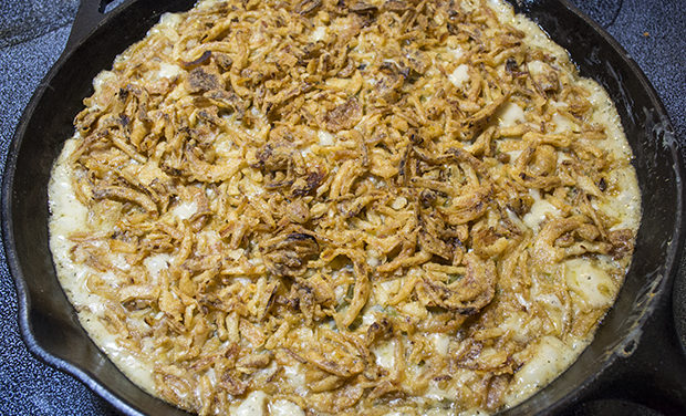Easy Being Green Bean Casserole