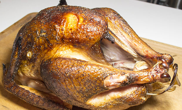 Smoked Turkey Recipe For Thanksgiving