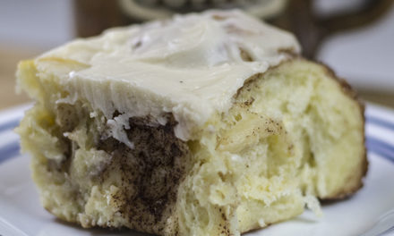 Gooey Cinnamon Roll Recipe